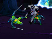Shredder fastforward2