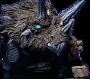 Zog The Triceraton Profile 2