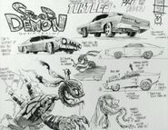 Artwork of Speed Demon.
