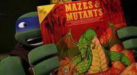Mazes and mutants leo