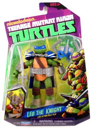 Leo the Knight Toy