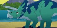 Leonardo's Triceratops