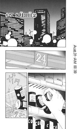Toaru Majutsu no Index Manga Chapter 027