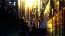 Shutaura Sequenzia-aiding Kamijou Touma