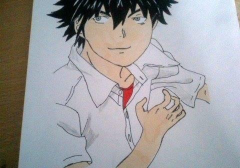 File:Toaru Majutsu No Index (Touma Fully Coloured).jpg