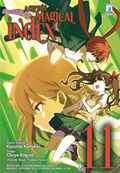 A Certain Magical Index Manga v11 Italian cover