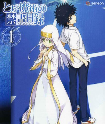 File:Toaru Majutsu no Index Blu-ray 01 cover.jpg
