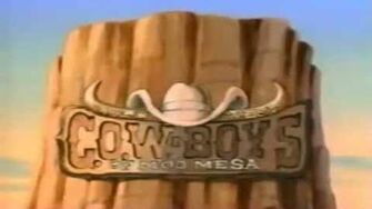 WILD WEST COWBOYS OF MOO MESA - INTRO