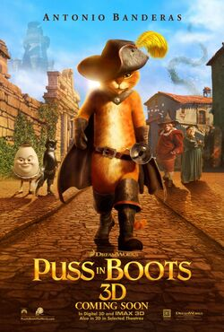 Puss in Boots 2011