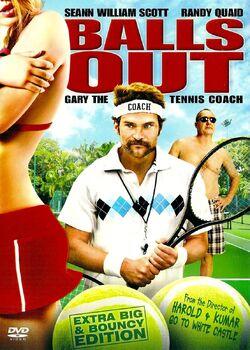 Balls Out Gary the Tennis Coach