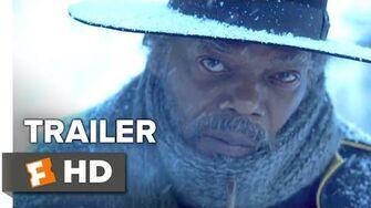 The Hateful Eight Official Teaser Trailer 1 (2015) - Samuel L