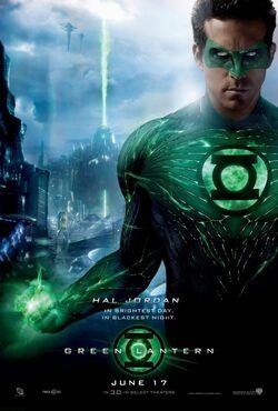 Green Lantern 2011