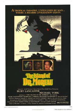The Island of Dr. Moreau 1977