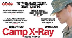 Camp X-Ray promo