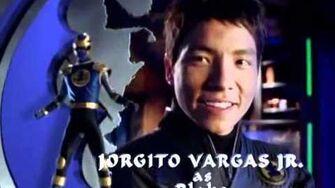 Power Rangers Ninja Storm intro
