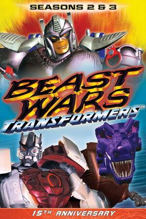 Beast Wars Transformers