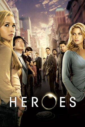 Heroes(2006)1Cover