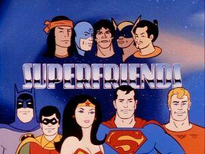 Super Friends 1980