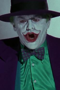 Joker burton