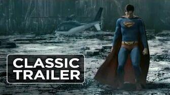 Superman Returns (2006) Official Trailer 1