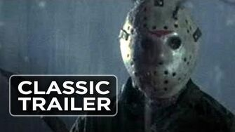 Friday the 13th Official Trailer 1 (1980) - Horror Movie HD