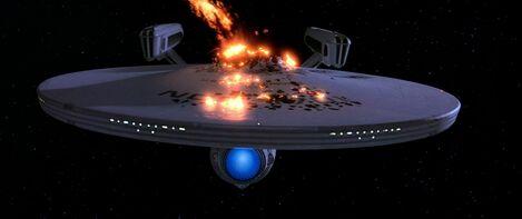 Enterprise self destruct