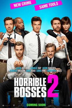 Horrible Bosses 22014