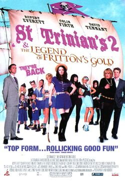 St Trinian's 2 The Legend of Fritton's Gold