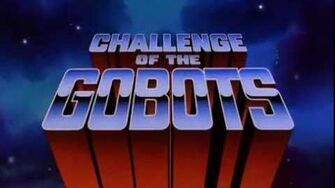 Challenge of the Gobots Intro
