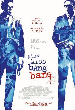 Kiss Kiss Bang Bang
