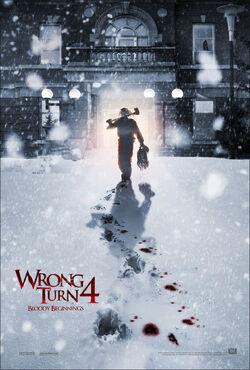 Wrong Turn 4 Bloody Beginnings