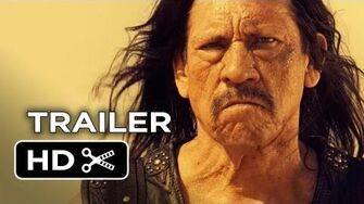 Machete Kills Official Trailer 2 (2013) - Jessica Alba, Charlie Sheen Movie HD