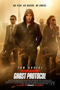 Mission Impossible – Ghost Protocol