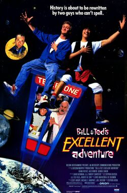 Bill & Ted's Excellent Adventure