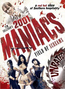 2001 Maniacs Field of Screams