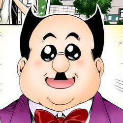 Principal TLRD Manga