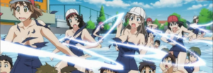 TLR-Girls Striped