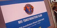 MII Toastmasters Club