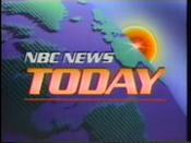 NBC News' Today Video Open From 1984