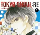 Tokyo Ghoul:RE Tome 1