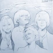 Ishida's illustration from twitter