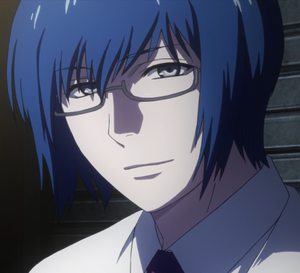 Arima smiles at Fura