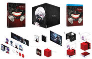 Tokyo Ghoul Collector's Box