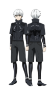 Kaneki Root A anime design full view