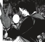 Furuta saying he wants super peace