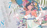 Special Illustration Calendar 2015 07-08