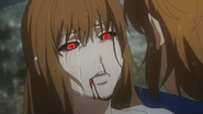 Nishiki's sister dying