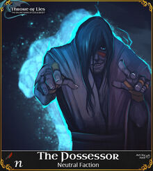 The Possessor-card