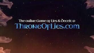 Throne of Lies - Official Game Trailer
