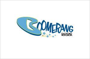 Boomerang us left logo